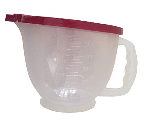 Tupperware Mix Amp Store Batter Bowl 8 Cup Measuring