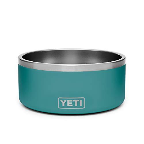 YETI Boomer 4 Stainless Steel, Non-Slip Dog Bowl, Navy